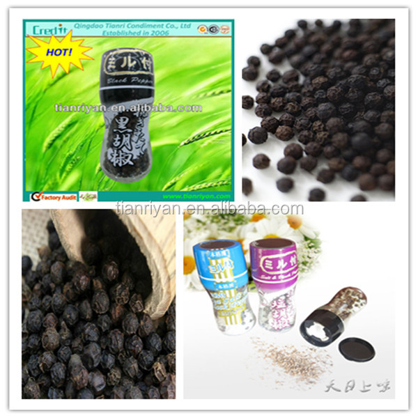black pepper grinder for cooking