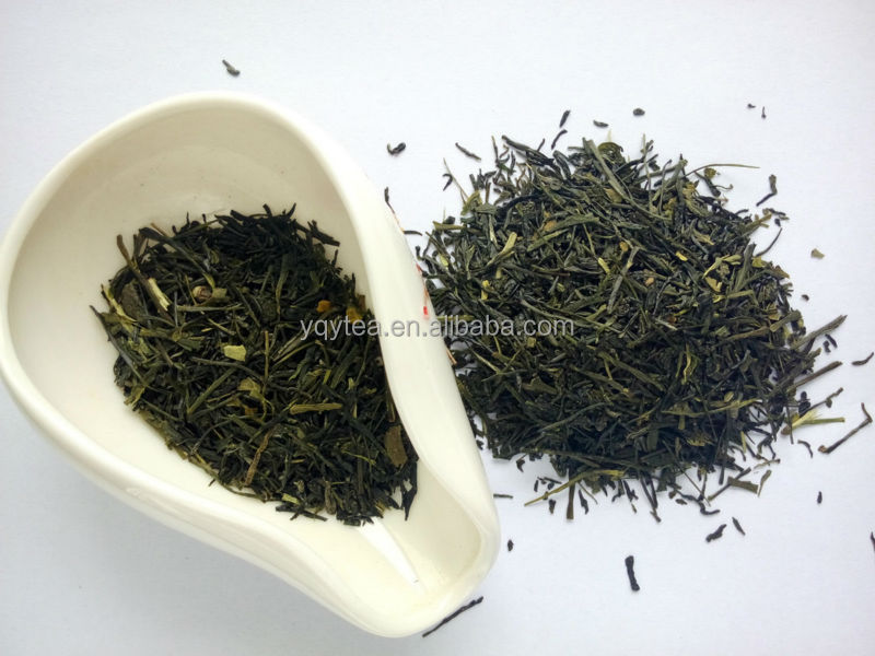 Chinese sencha, gyokuro, steam green tea
