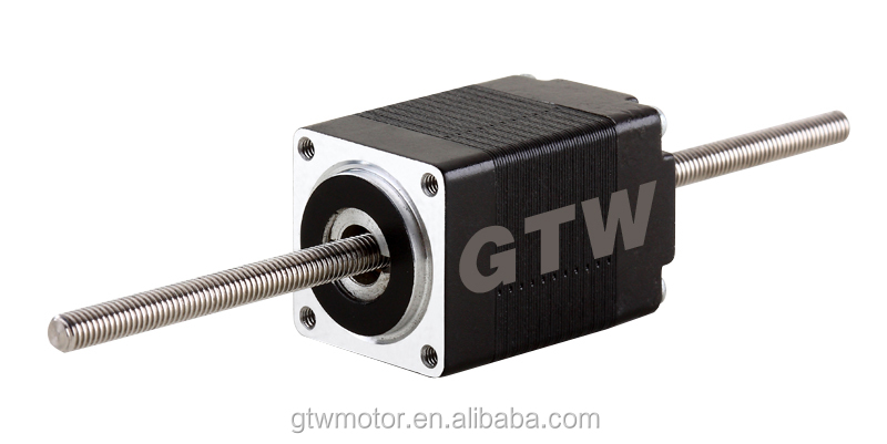 The Smallest Captive Stepping Linear Actuator Buy Micro