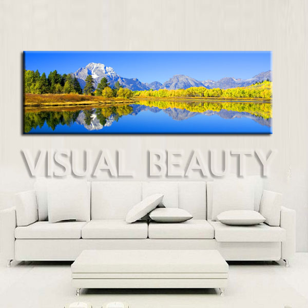 Hot Selling Natural Tree Canvas Painting