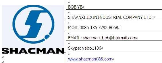 shacman new X3000 tractor truck