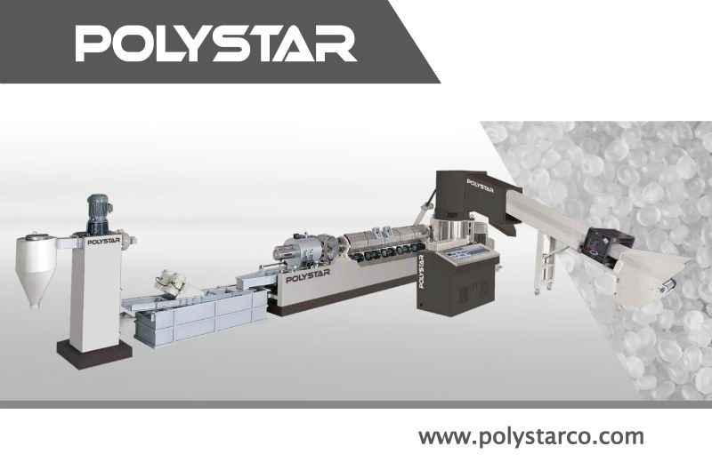 Plastic recycling line manufacturer Taiwan