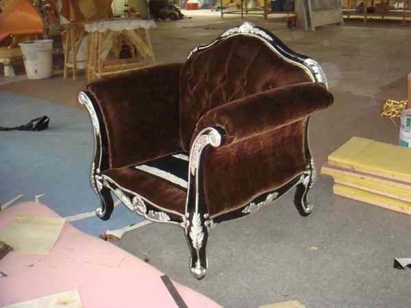 Wooden Love Seat Sofa Design ~ Fabric wooden sofa fabrique love seat buy new