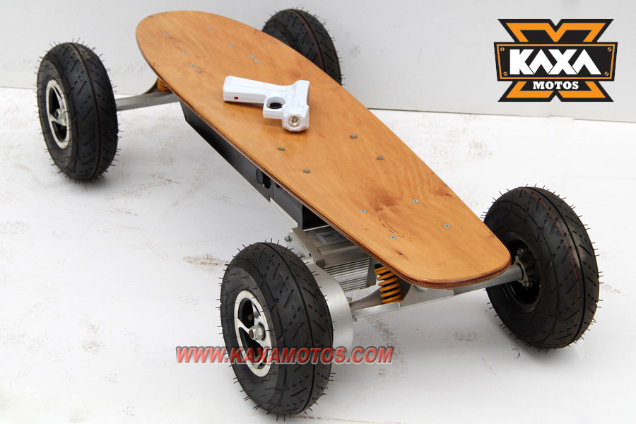 Motor Skate Board 900w With Brushless Motor View