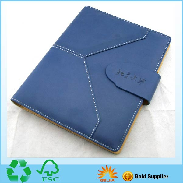 6 Hole loose-leaf notebook
