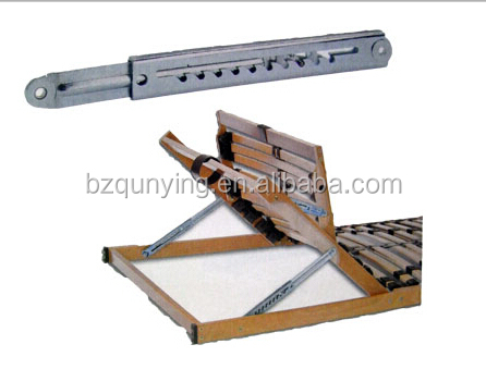 Slider Adjustable Bracket And Hinge For Sofa Bed Frame And