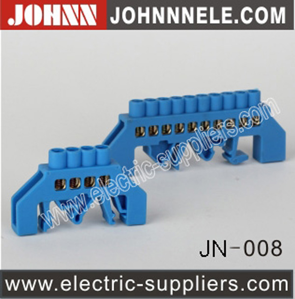 Copper Screw High Quality Eectric Terminal Strip