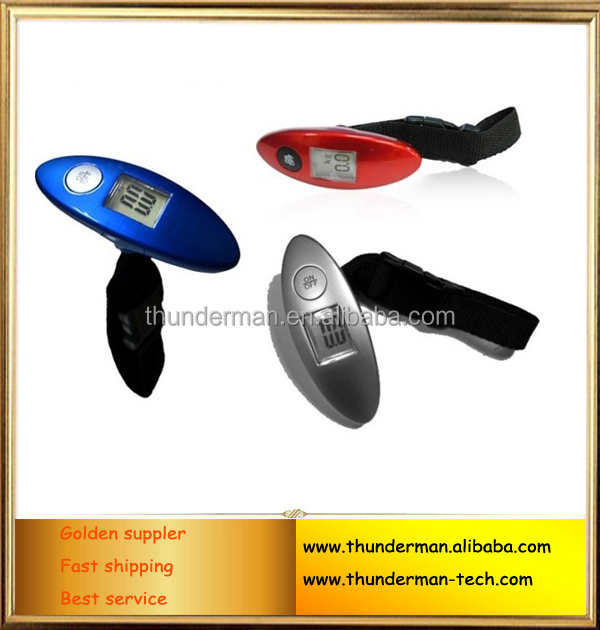 40kg 10g Travel Luggage Scale Mini Portable Digital Luggage Scale