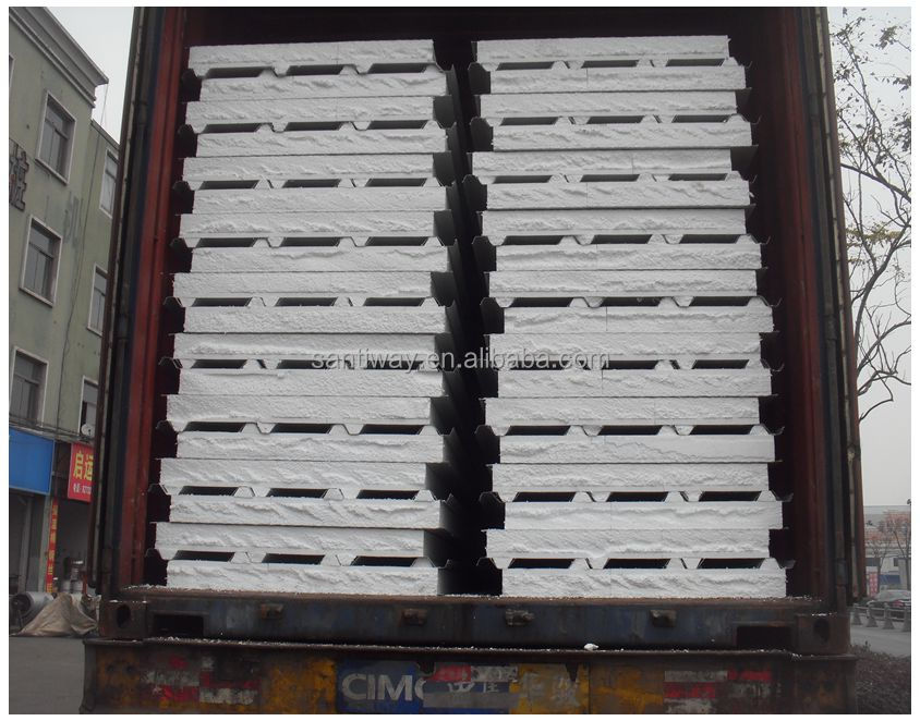 PU foam sandwich wall panel board price