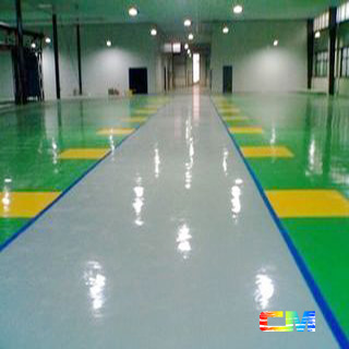 CMFL010 Car Parking Floor Paint, anti-slip floor paint - Floor paint manufacture from China