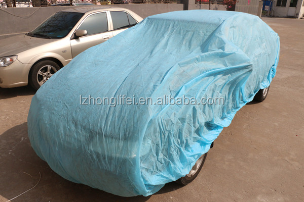 PP nonwoven fabric,disposable car cover Windshield Window Car Cover