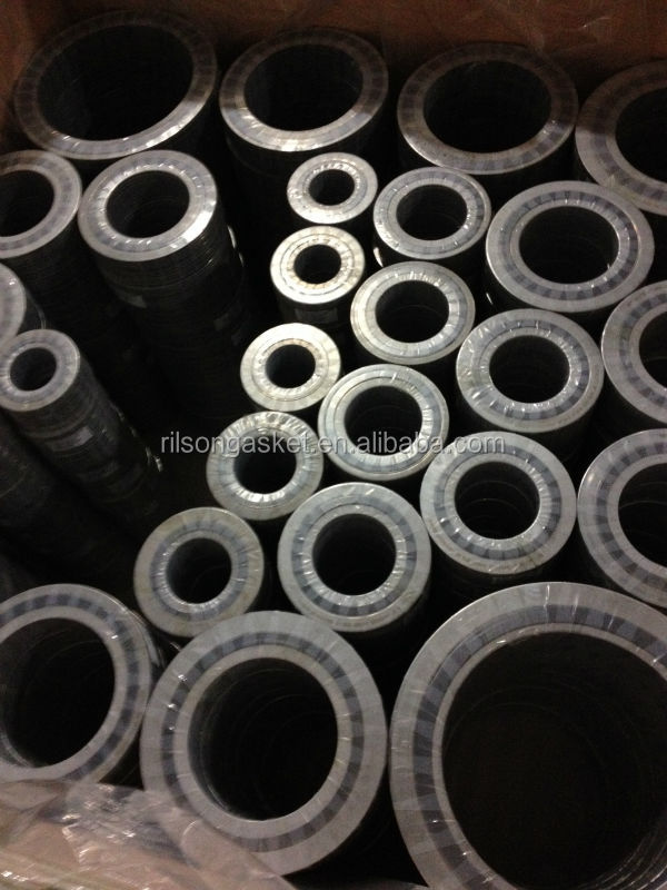 stainless steel ss316 spiral wound gasket