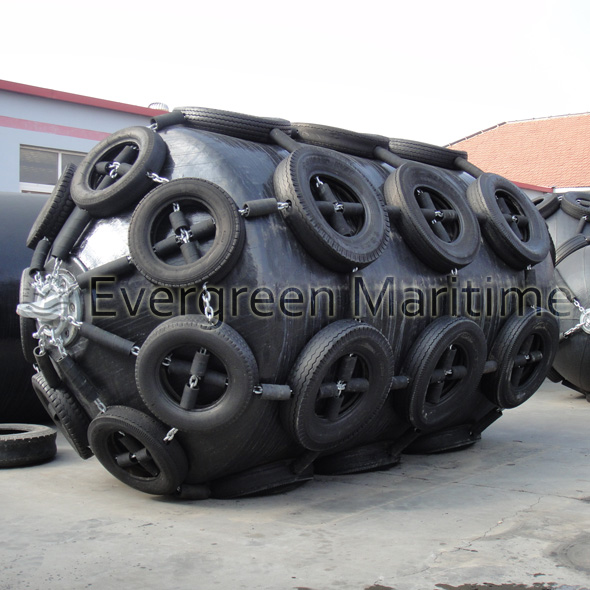 Floating Foam Filled Fenders for Marine