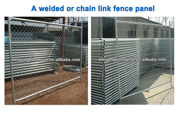 2014 Hot Sale Construction Outdoor Temporary Fence,Temporary Fence Panels Hot Sale,Temporary Construction Chain Link Fence