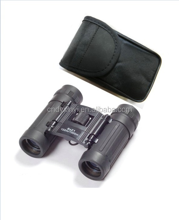 8x21 promotion binoculars optical Compact Binoculars gift binoculars for sale
