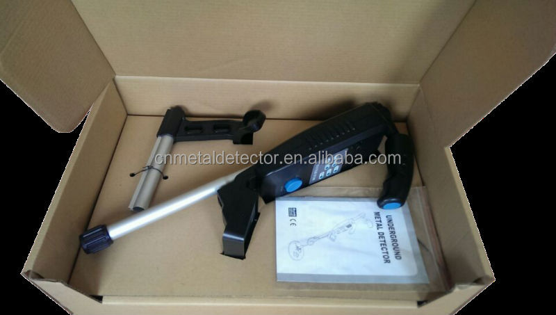 MD-5500 Brand New LCD Metal Detector