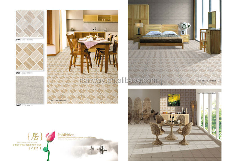 6x6 Decorative Rustic Ceramic Tiles From Chinese Factory