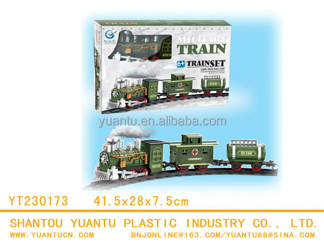 Hot sale Children 1:16 Electric Classic Smoking Train