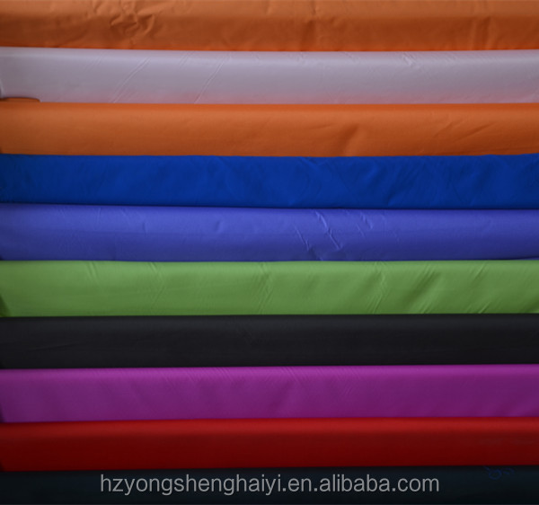 Specialize fabric manufacture 100% Polyester DTY PU Coating Random pattern jacquard fabric