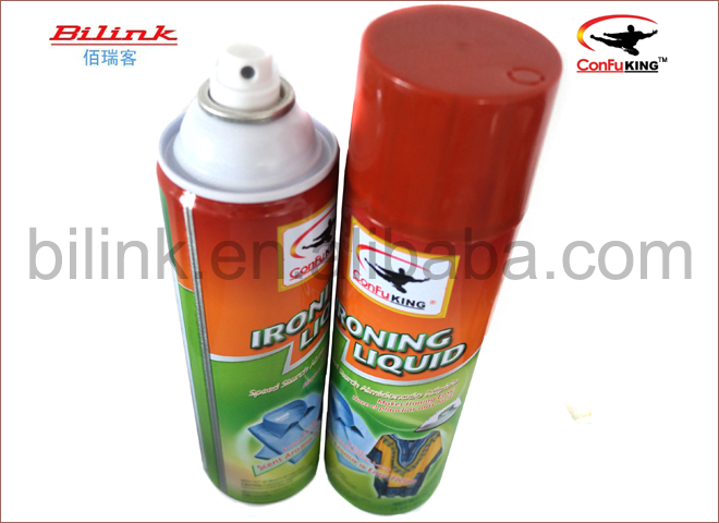 450ml fragrance for clothes iron spray starch