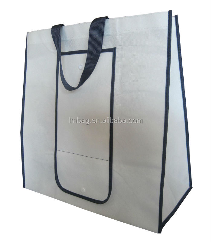 Best sell new design non-woven foldable shopping bag