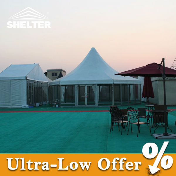 Covered Shelter Polygon : Octagon gazebo mx m for sale view