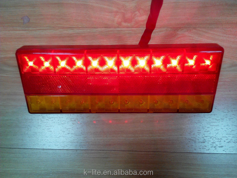 T106 Truck LED Fog light LED multifuncional light trailer light
