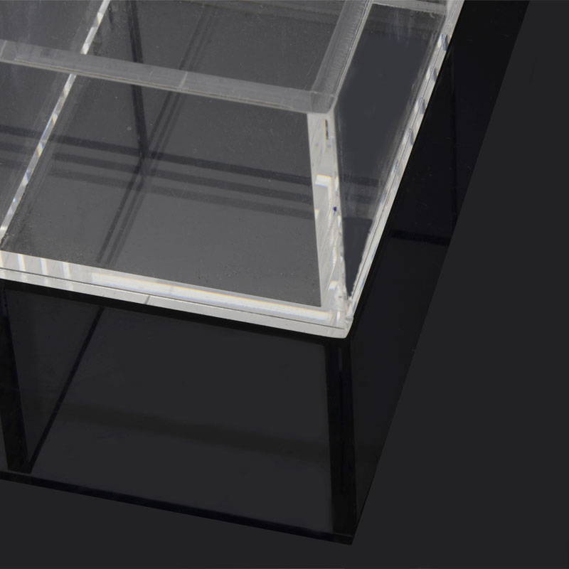 Manufacturing Customized Acrylic Display Case For Cosmetic
