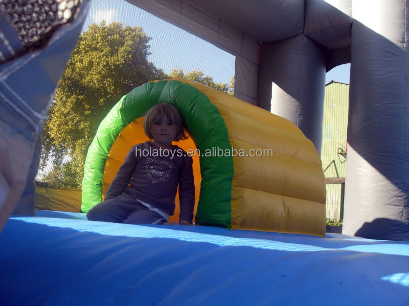 Custom inflatable castle/Outdoor inflatable bouncer for sale