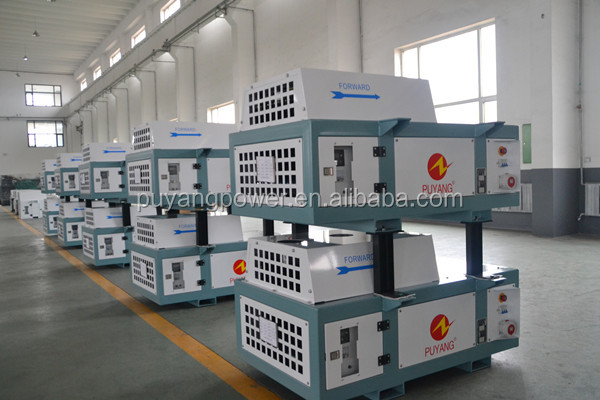 Chile reefer container use underslung diesel generating sets tianjin