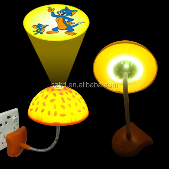 Wholesale kid toy night projector lamp,cusom logo projector shadow ...