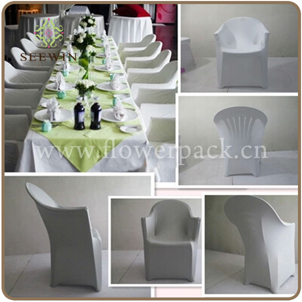 Wedding Chair Covers With Arms