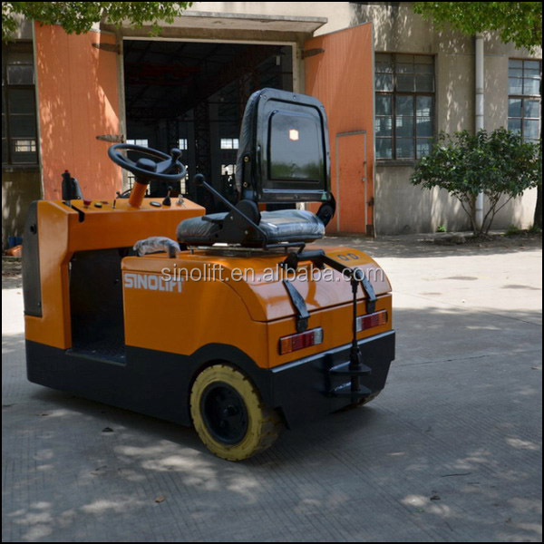 QD-BH Series Electric Towing Tractor