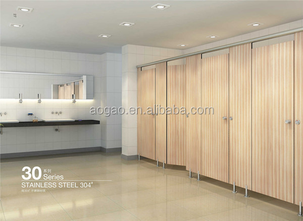stainless steel bathroom partition support leg