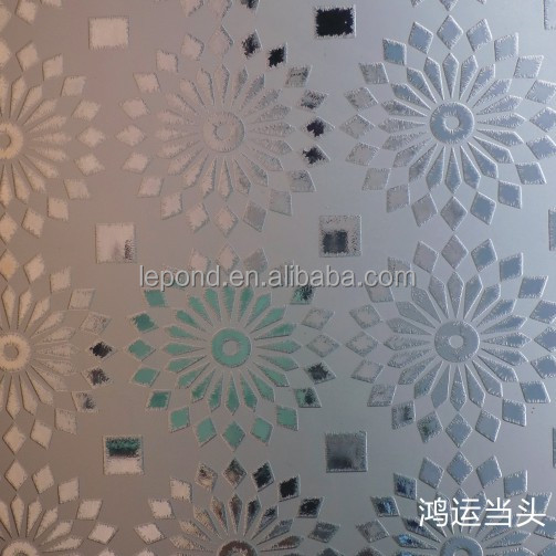 Decorative glass/Glass painting/Decorative glass panel