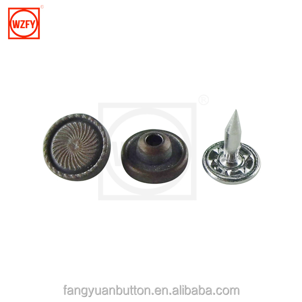 Classical Cool Metal Rivet