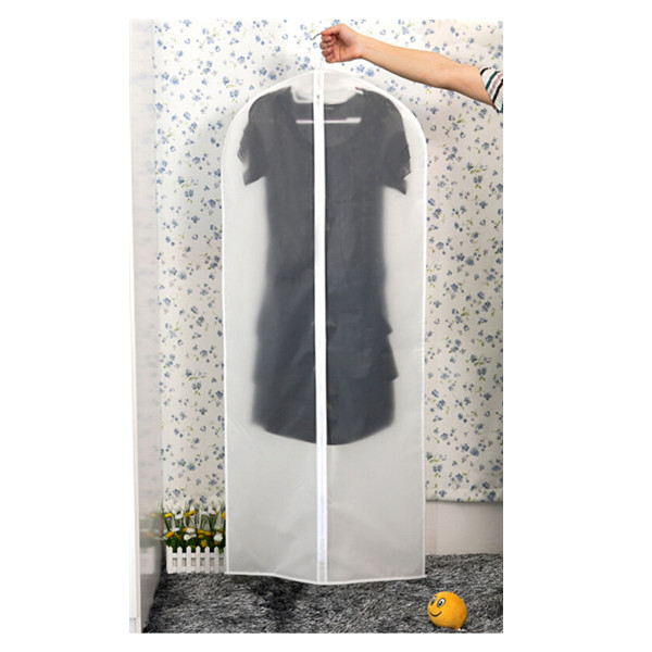 transparent peva garment suit cover
