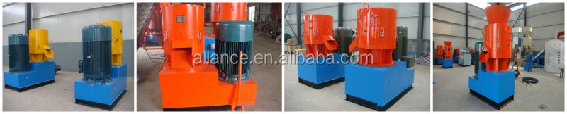 New biomass wood sawdust pelletizer machine
