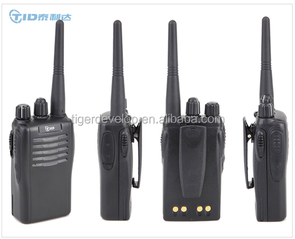 High / Low Power Switchable 16CH two way radio TID TD-V36