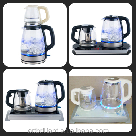 how to clean electric kettle with clr