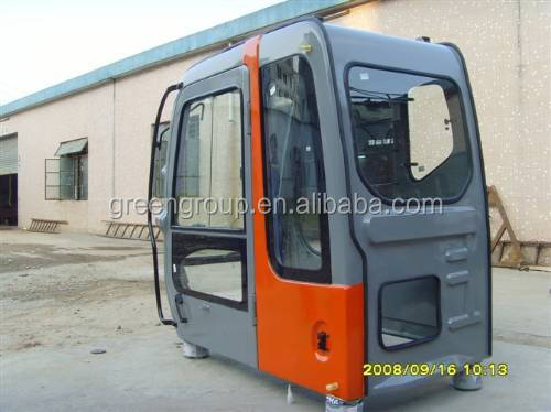 Best price Kubota KX161-2 operator Cab , KX161-3 cabin ,excavator cabin China supplier
