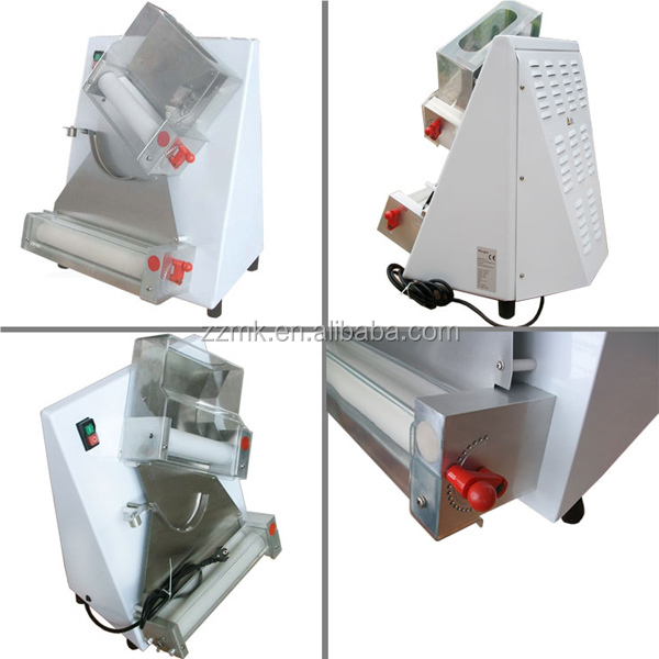 Hot sale!!!electric pizza dough roller machine, Pizza dough sheeter machine