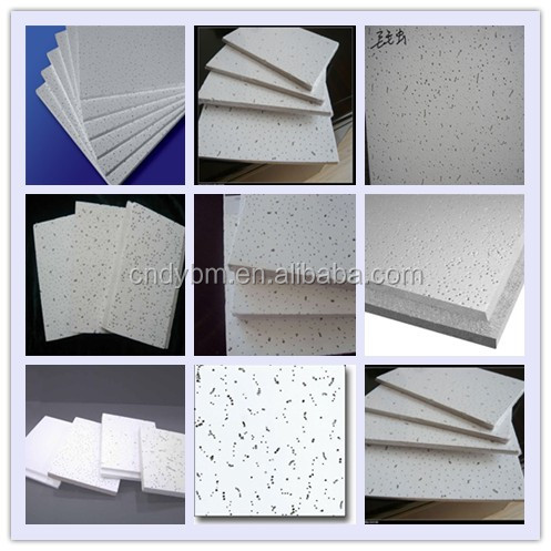 Acoustic Mineral Fiber Ceiling Board