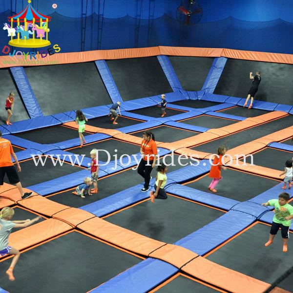 Jumping Mats Gymnastics Equipment Trampoline Outdoor For
