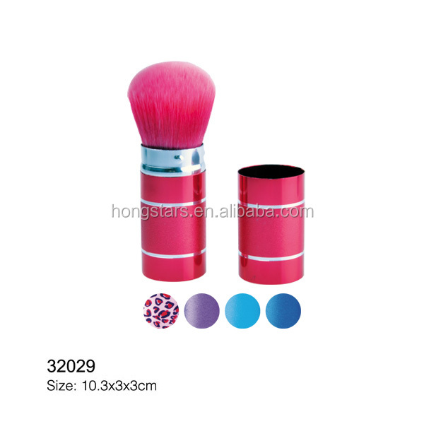 makeup metal brush