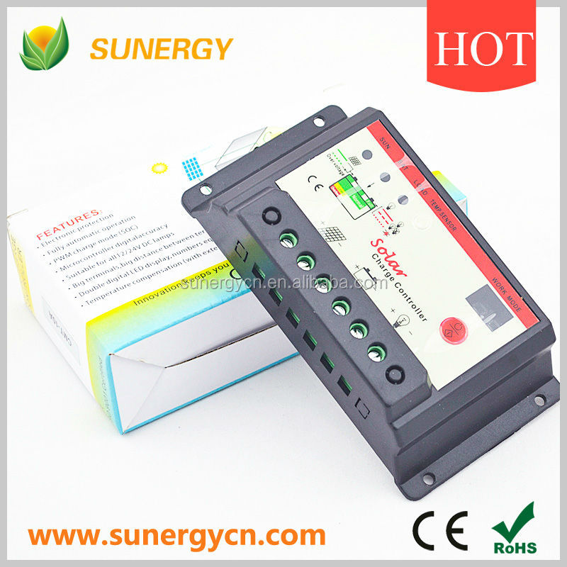 Solar Controller For Max Power of solar panel: 360W/720W