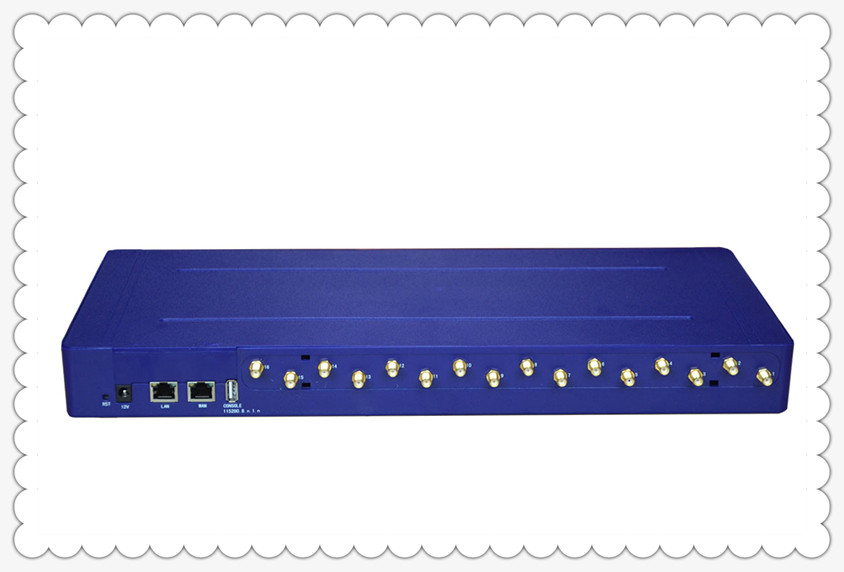 16 ports 64 sims gateway with good quality sms gateway software skyline voip gsm gateway