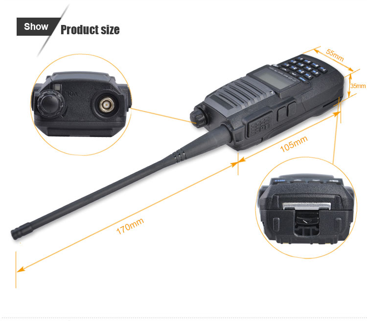 CE approved translation equipment LT-323 chinese transceivers tok tok for sale