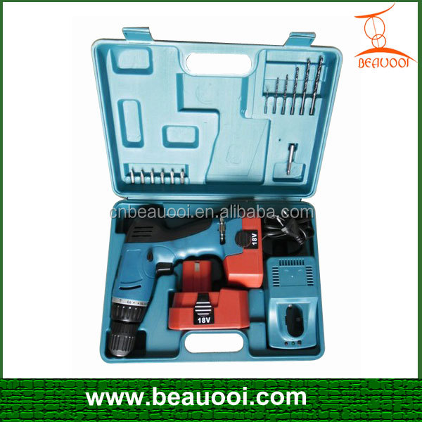 18v Rechargeable Cordless Battery Drill With Gs,Ce,Emc Certificate ...