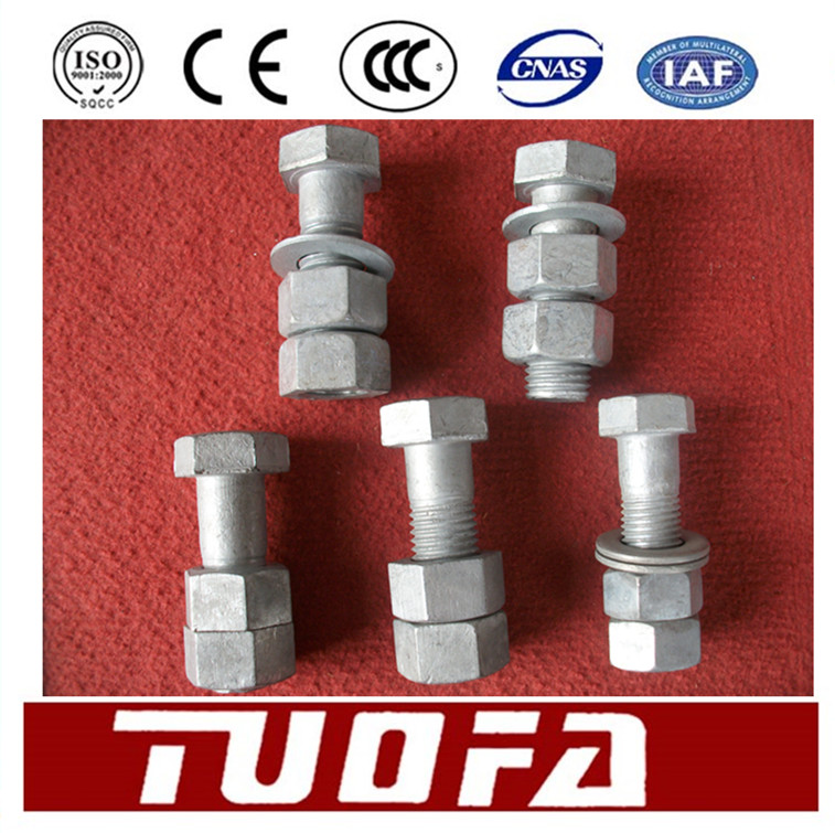 types of Bolts and Nuts hot sale
